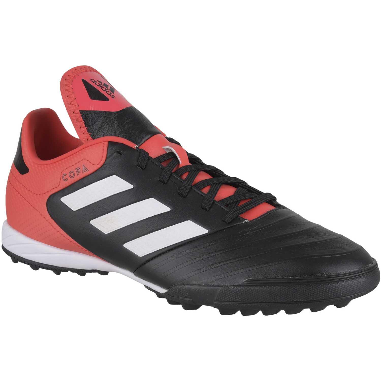 reputable site 08238 e728c Zapatilla de Hombre Adidas Negro  rojo copa tango 18.3 tf