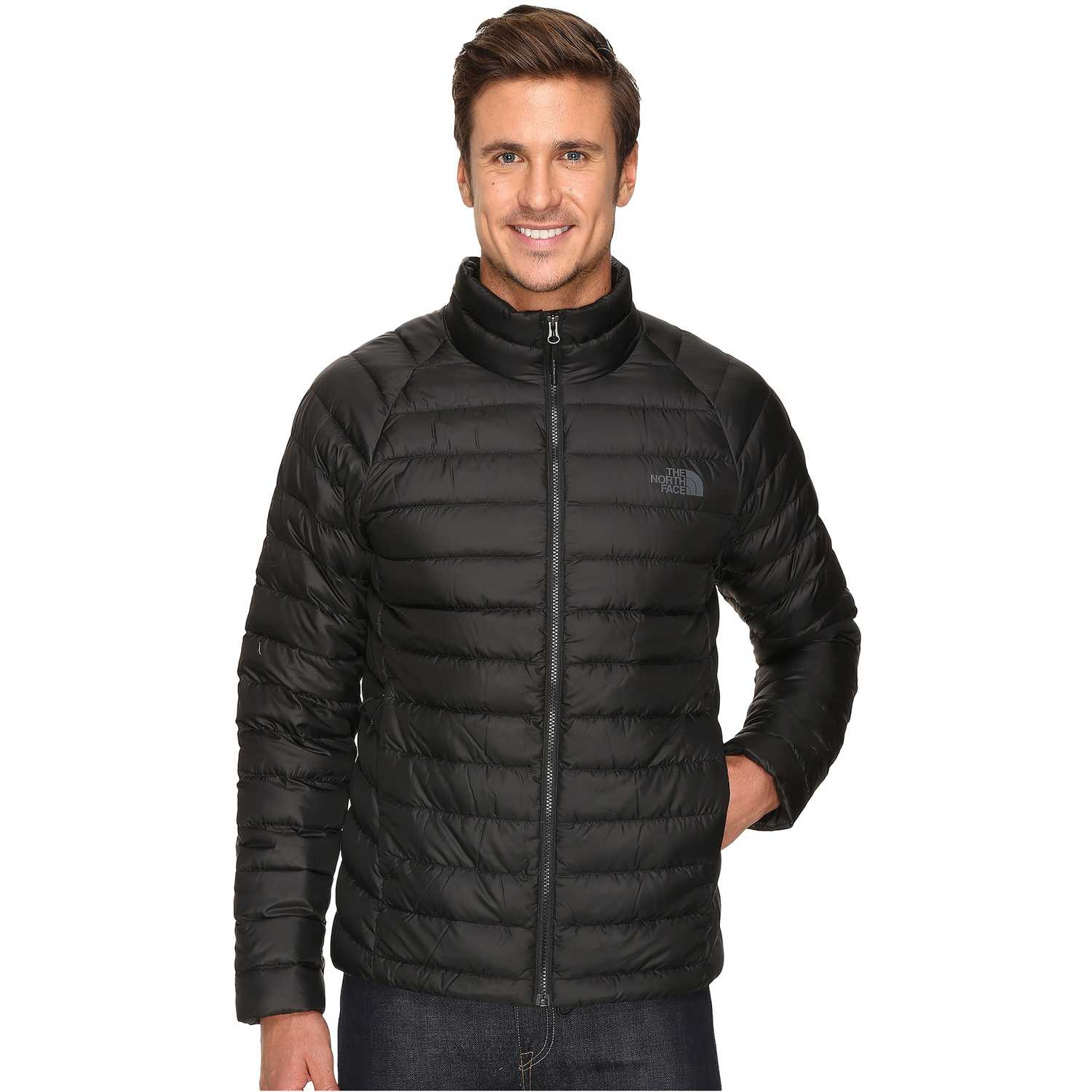 c1b6c7b5da3d6 Casaca de Hombre The North Face Negro m trevail jacket