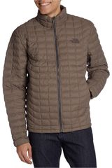 Casaca de Hombre The North FaceM THERMOBALL FULL ZIP JACKET Topo