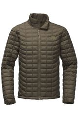 Casaca de Hombre The North FaceM THERMOBALL FULL ZIP JACKET Olivo
