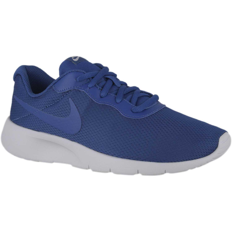Zapatilla de Jovencito Nike Azulino / blanco nk tanjun bg