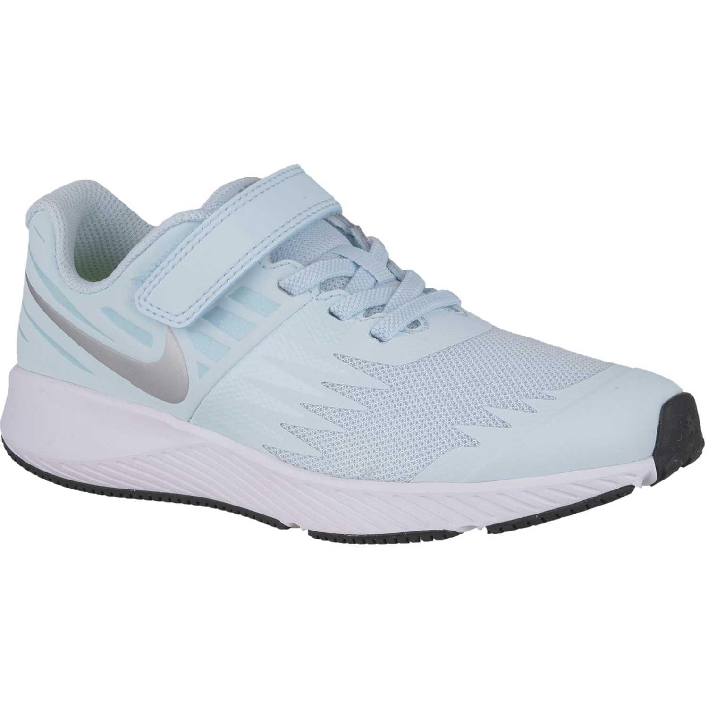 d86ef34ecc401 Zapatilla de Niña Nike Menta nike star runner gpv