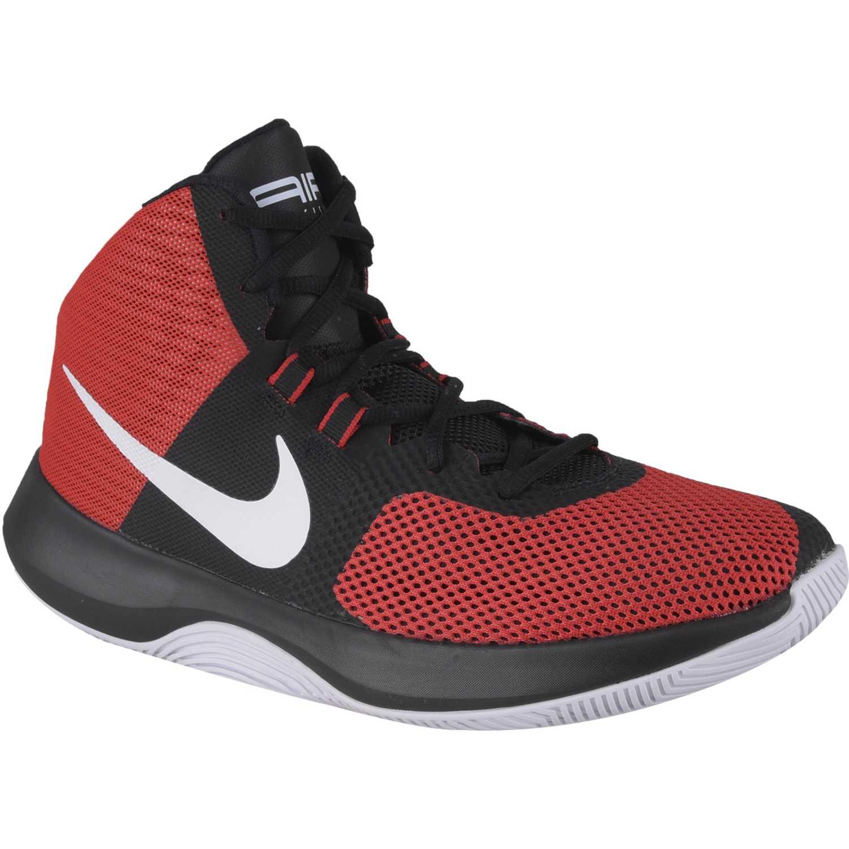 finest selection b5699 cb01b Zapatilla de Hombre Nike Rojo   negro nk air precision