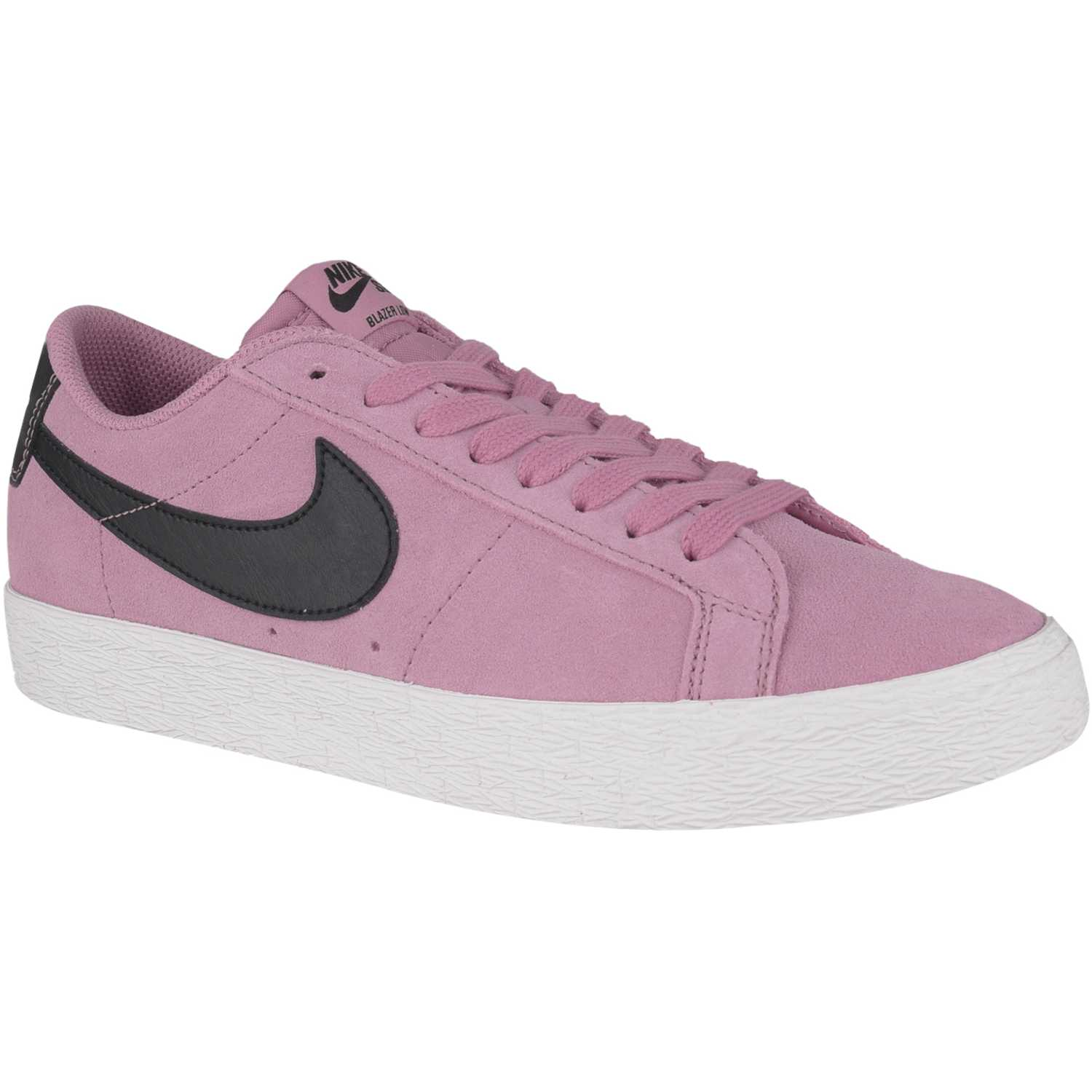 innovative design 4d99e 06921 Zapatilla de Hombre Nike Rosado   negro sb blazer zoom low