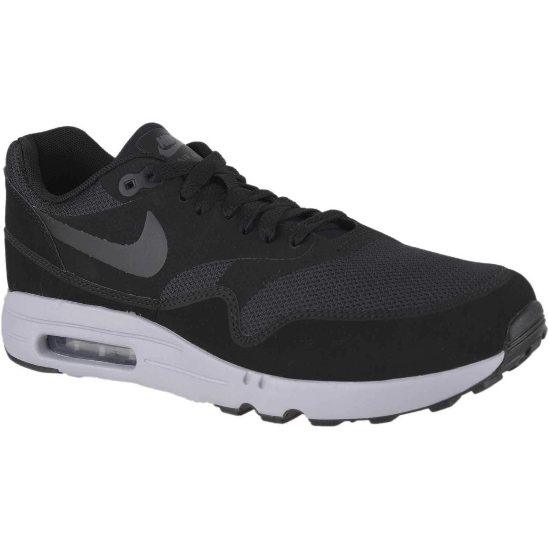new styles 1311c 8f0ec Zapatilla de Hombre Nike Negro / blanco air max 1 ultra 2.0 essential