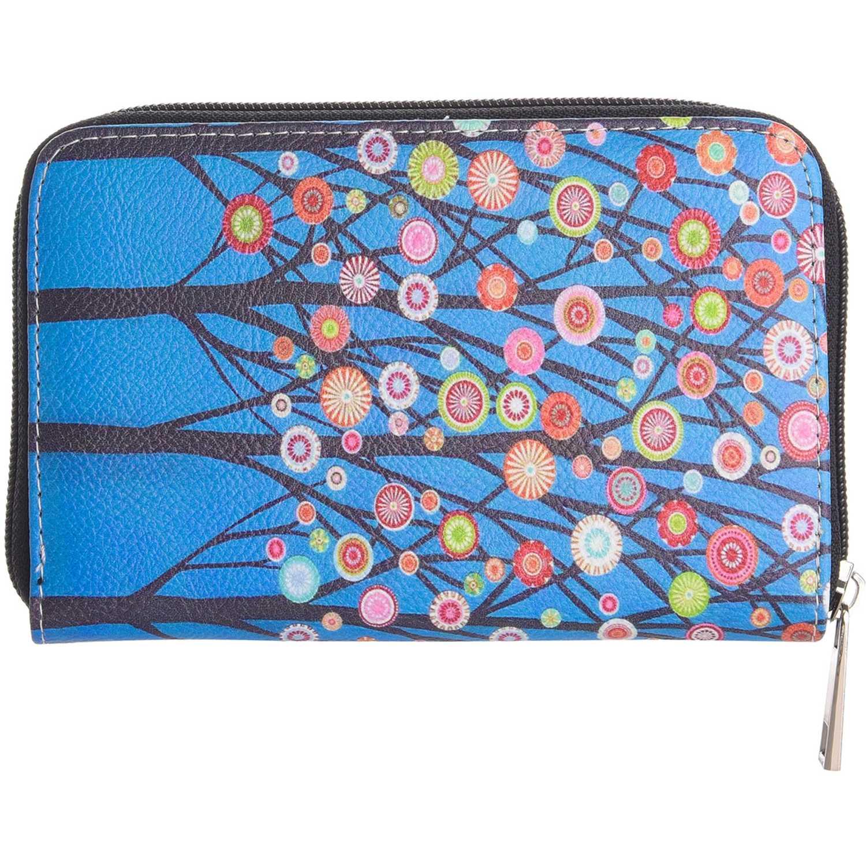 Monedero de Mujer Platanitos Azul da050-1
