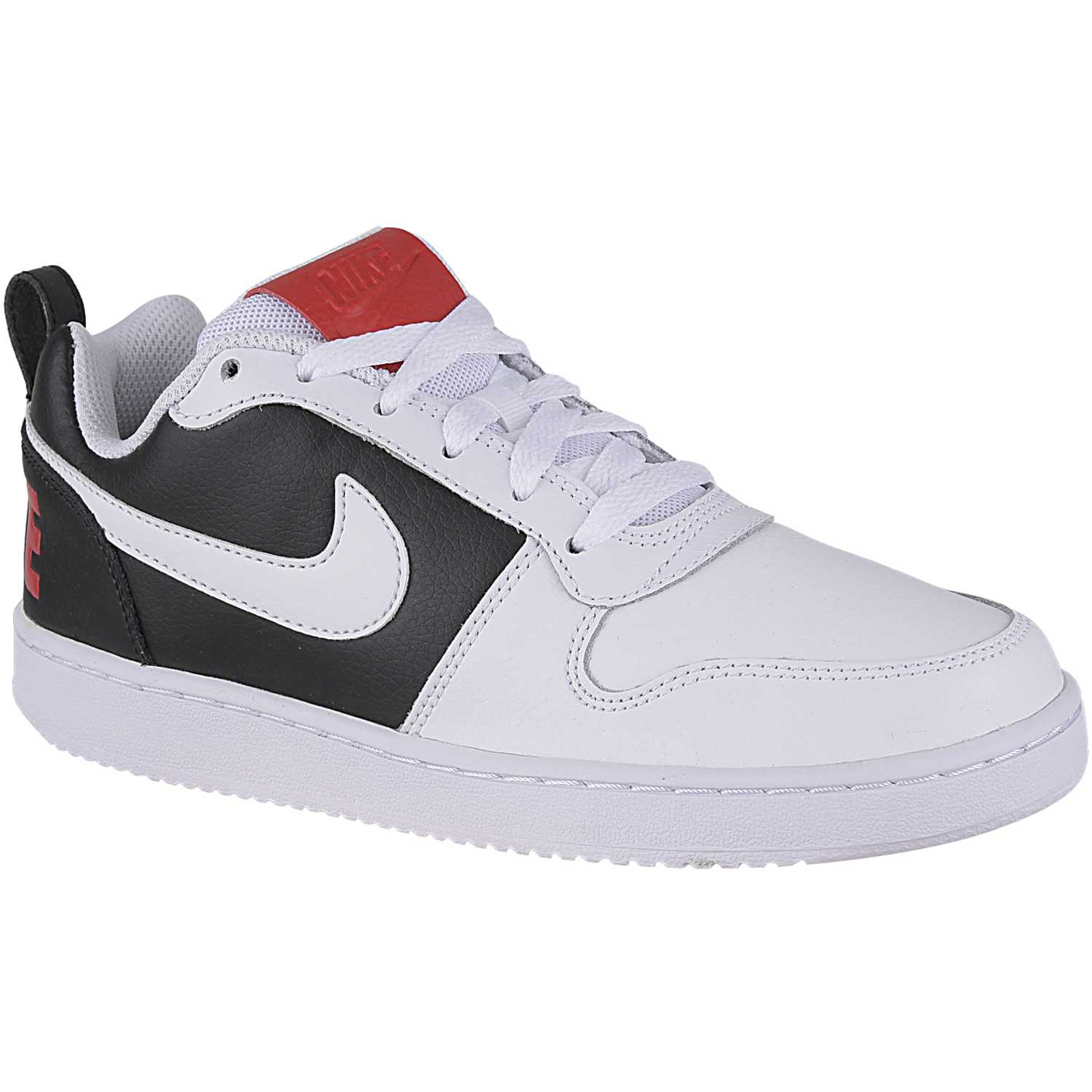 ea154a15a84 Zapatilla de Mujer Nike Blanco / negro wmns nike court borough low ...