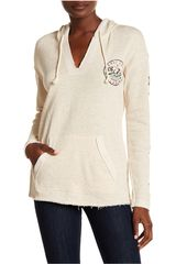 Billabong Beige de Mujer modelo DAYS OFF Casual Poleras