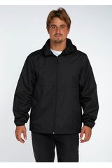 Polera de Hombre Billabong Negro transport windbreake