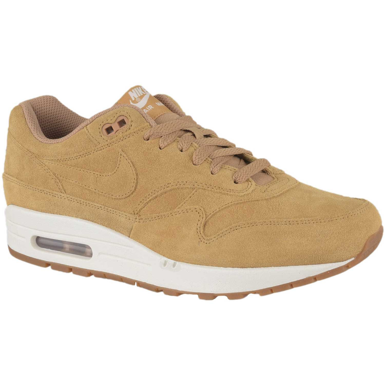 Nike - Zapatillas de Material Sintético para hombre beige camel Kr0TE