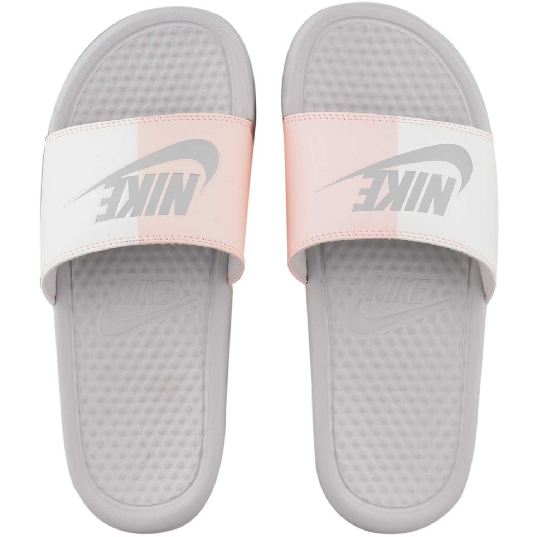 7b56d9987 Sandalia de Mujer Nike Blanco wmns benassi jdi