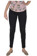 CUSTER Negro de Mujer modelo COLOR W Casual Pantalones Jeans