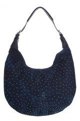 Platanitos Azul de Mujer modelo DL058-1 Carteras Casual
