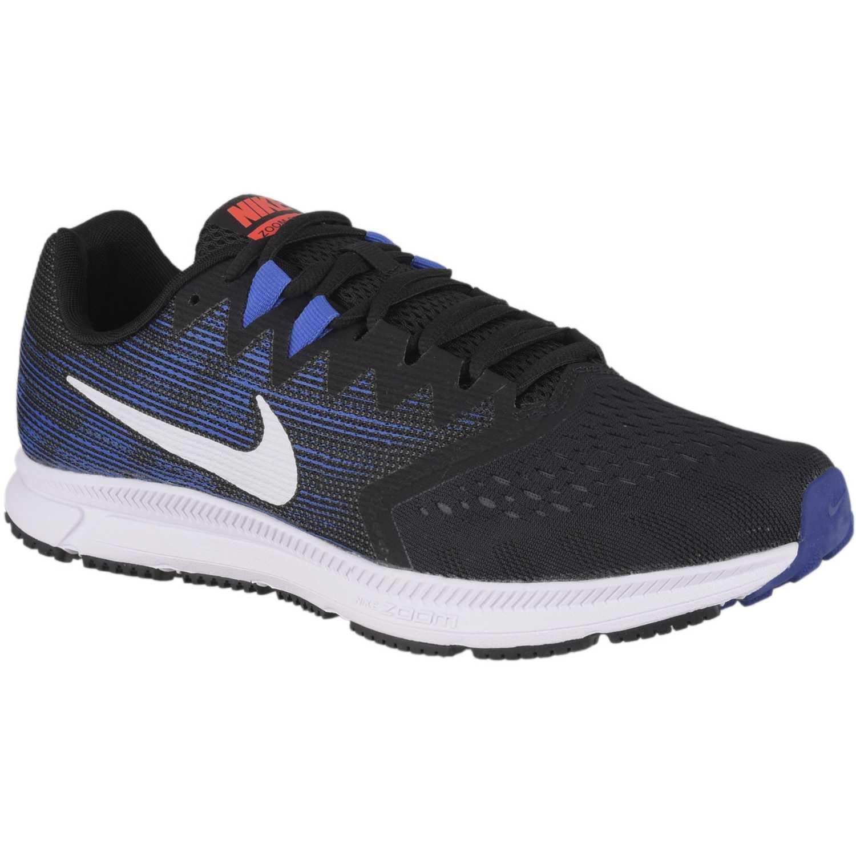89da8f78894 Zapatilla de Hombre Nike Negro   azul nike zoom span 2