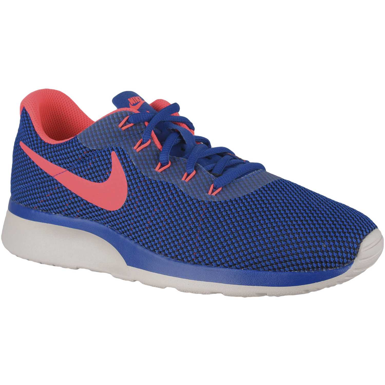 Zapatilla de Hombre Nike Azul / rosado nk tanjun racer