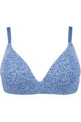 Kayser Azul de Mujer modelo 50.623 Ropa Interior Y Pijamas Sosténes Lencería