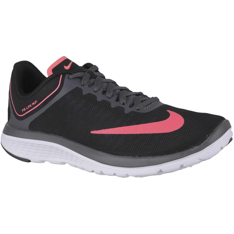 Zapatilla de Mujer Nike Negro   rosado wmns fs lite run 4 ... d26a94ac0d9fa
