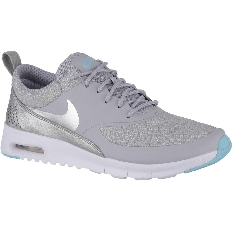 Zapatilla de Jovencita Nike Gris / blanco nk air max thea gg