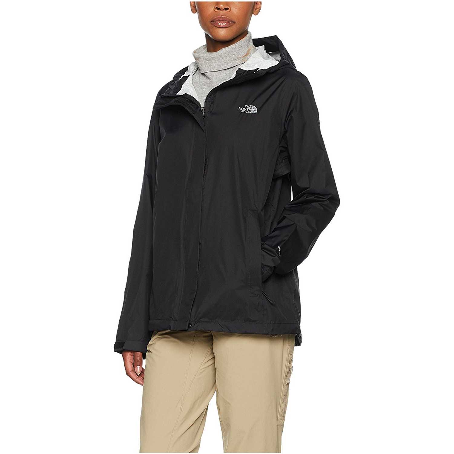 Negro Mujer 2 Casaca Venture De Face North The W Jacket q4pq6w5