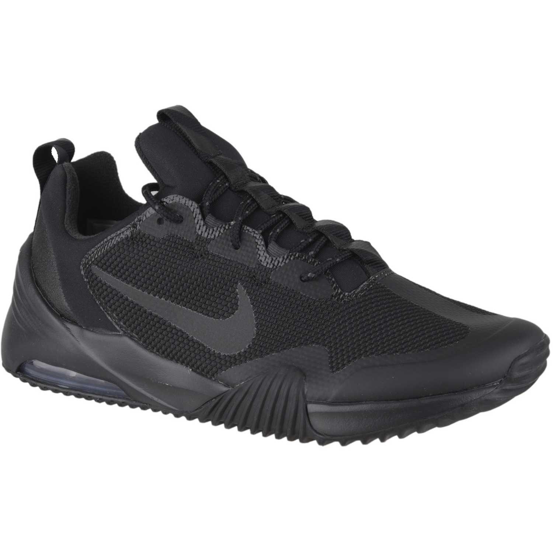 Zapatilla de Hombre Nike Negro   negro air grigora  04048616b42