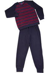 Pijama de Hombre Kayser Grafito 67.1049