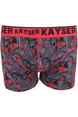 Kayser Rojo de Hombre modelo 93.127 Lencería Boxers Calzoncillos Ropa Interior Y Pijamas