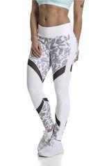 Puma Blanco / Gris de Mujer modelo CLASH Tight Leggins Deportivo