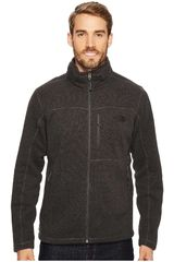 The North Face Plomo de Hombre modelo M GORDON LYONS FULL ZIP Casacas Casual
