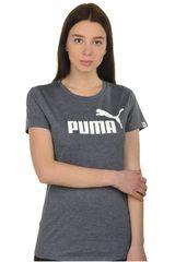 Puma PL/BL de Mujer modelo ESS No.1 Tee Heather W Deportivo Polos