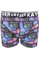Kayser Fluor de Hombre modelo 93.2 Calzoncillos Lencería Boxers Ropa Interior Y Pijamas