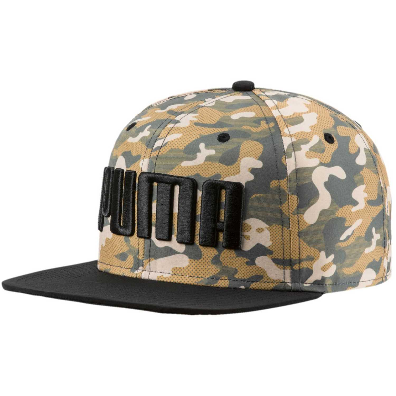 a24e627d2da1c Gorro de Hombre Puma Militar puma flatbrim cap