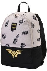 Mochila de Mujer Puma Rosado / negro justice league large backpack