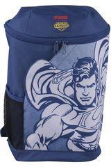 Puma Azul / Blanco de Hombre modelo Justice League Hero Backpack Mochilas