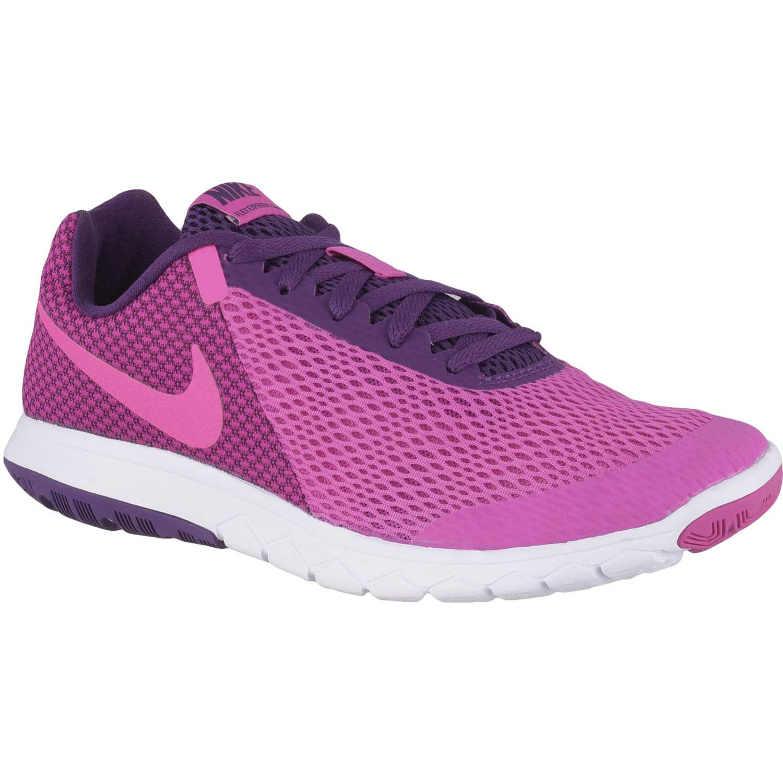 4f73bd3bdbe Zapatilla de Mujer Nike Fucsia   rosado wmns nike flex experience rn ...