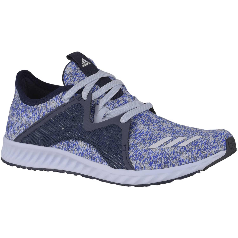 cheap for discount 9a2f2 2b011 Zapatilla de Mujer Adidas Celeste  azul edge lux 2 w