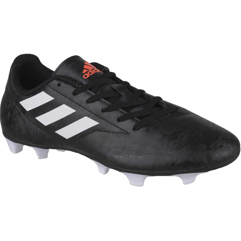 Zapatilla de Hombre Adidas Negro / blanco conquisto ii fg