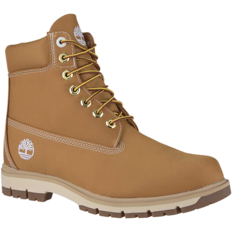sneakers for cheap 9a8a8 e594d Zapatilla Botín de Hombre Timberland amarillo radford canvas boot