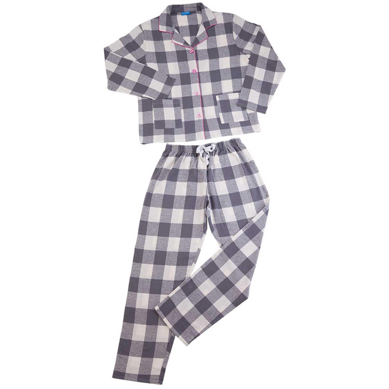 Pijama de Mujer Kayser Grafito 60.1165