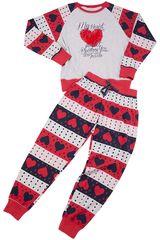 6a51020783 Pijama de Mujer Kayser Rojo 60.1136