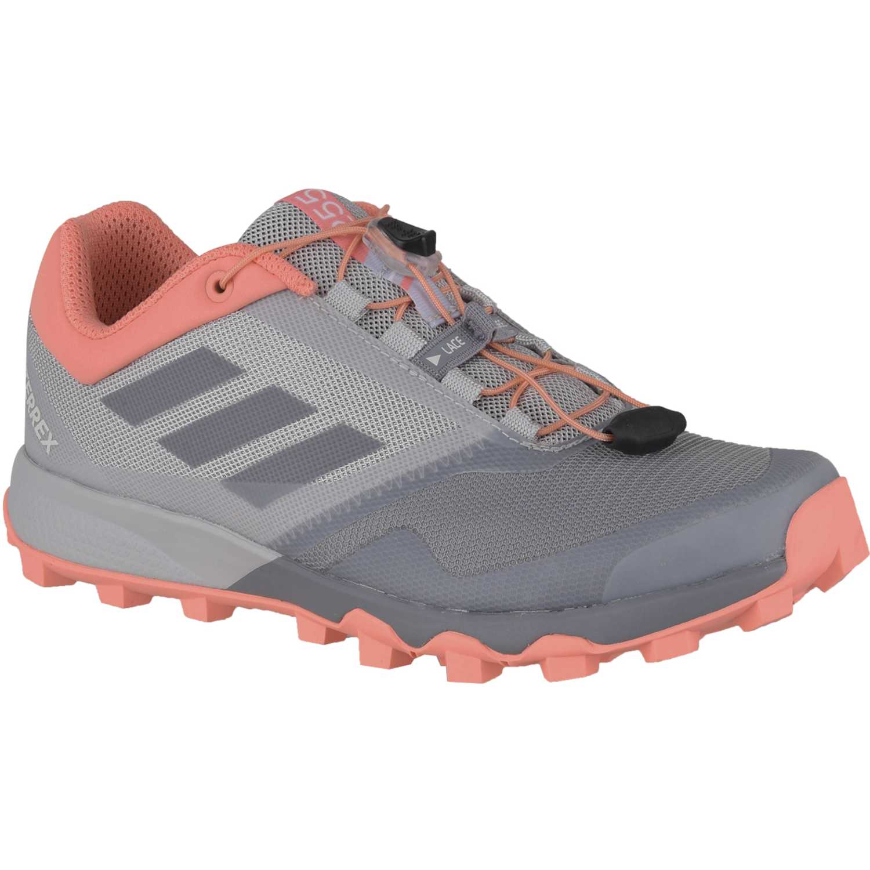 W Terrex De Trailmaker Mujer Coral Adidas Gris Zapatilla W2YED9IH