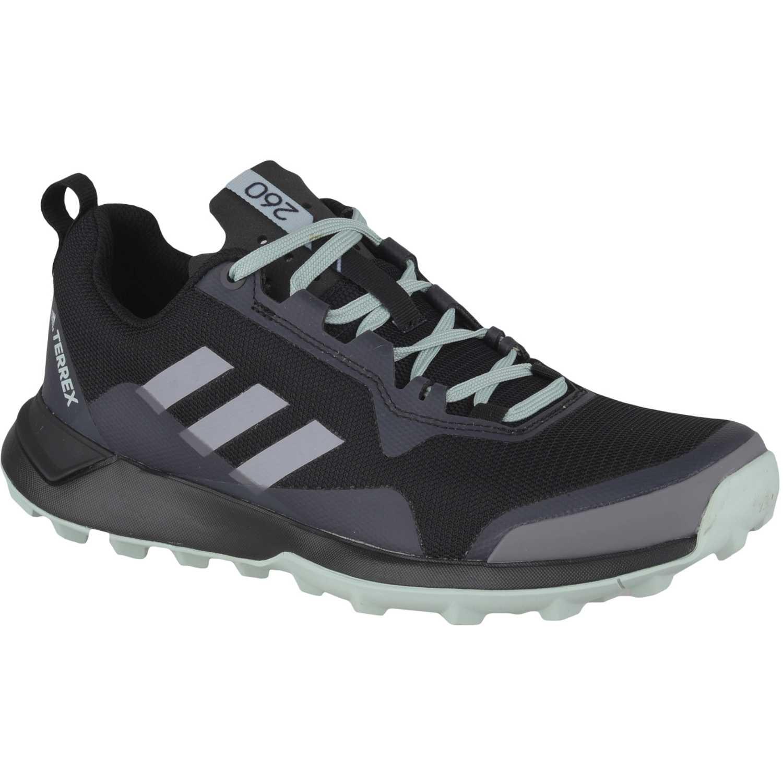 Zapatilla de Mujer Adidas Negro terrex cmtk w  f8943087f9d14