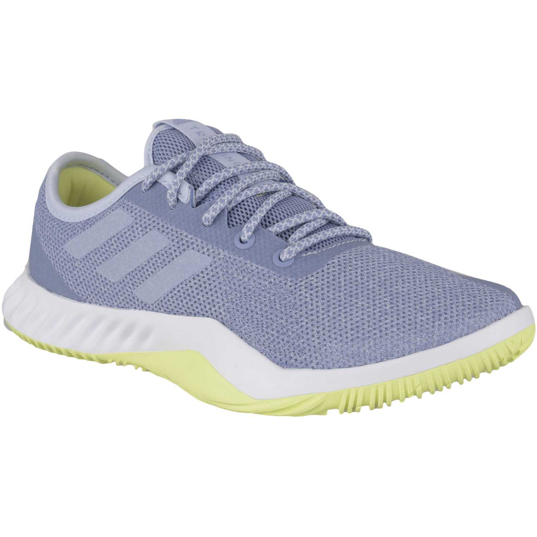 online store 1071f 9d98a Zapatilla de Mujer Adidas Celeste crazytrain lt w