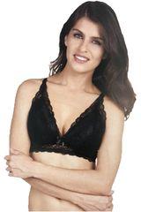 Kayser Negro de Mujer modelo 50.4004 Lencería Ropa Interior Y Pijamas Sosténes