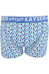 Kayser Azul de Hombre modelo 93.128 Ropa Interior Y Pijamas Lencería Boxers Calzoncillos