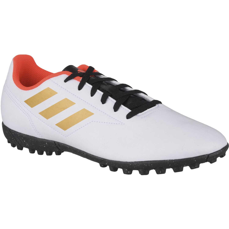 promo code a9857 a270d Zapatilla de Hombre adidas Blanco  Naranja conquisto ii tf