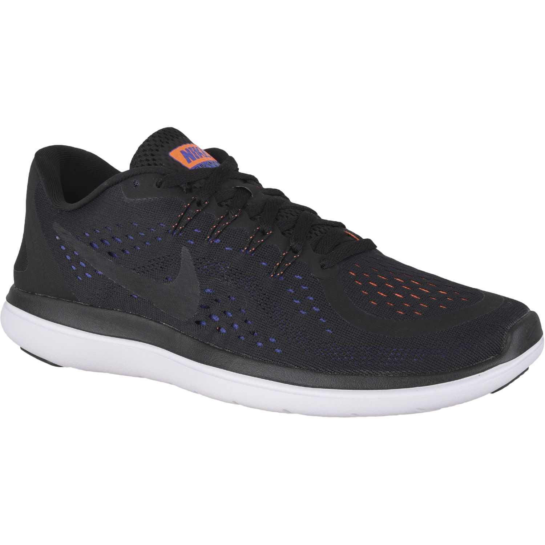 Zapatilla de Hombre Nike Negro / negro flex 2017 rn