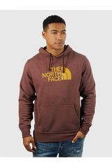 The North Face Burgundy de Hombre modelo M HALF DOME HOODIE Deportivo Poleras