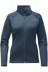 Casaca de Mujer The North Face W AGAVE FULL ZIP Acero