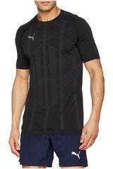 Puma Negro de Hombre modelo ftblNXT evoKNIT Shirt Deportivo Polos