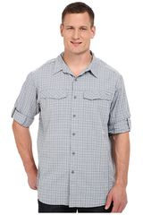 Columbia Gris de Hombre modelo SILVER RIDGE PLAID L Casual Camisas
